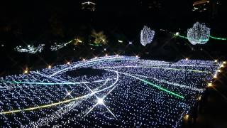 Download [FHD] Tokyo Midtown Christmas Illumination Event 2012(with Star Cross Filter) Video