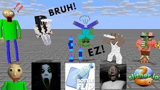 Download Monster School: SEASON 2 ALL EPISODES - Minecraft Animation Video