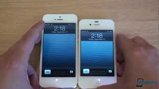 Download iPhone 5 vs. iPhone 4S | Pocketnow Video