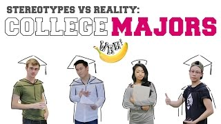 Download Stereotypes vs Reality: College Majors Video