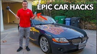 Download 10 AWESOME CAR HACKS That Will Change Your Life Video