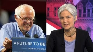 Download Jill Stein to Bernie Sanders: Run on the Green Party Ticket & Continue Your Political Revolution Video