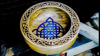 Download Woodturning a Celtic Knot Bowl Video