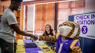 Download How to Move In at LSU! Video