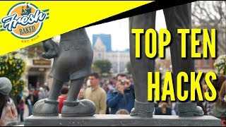 Download Top 10 Disneyland Hacks   Fresh Baked Top 10 Video