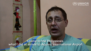 Download From refugees to Filipinos: How two former refugees found a home in the Philippines Video