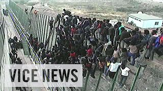 Download Storming Spain's Razor-Wire Fence: Europe Or Die (Episode 1/4) Video