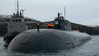 Download Soviet/Russian Nuclear Submarine project.949A Antey Video