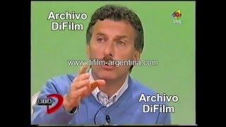 Download DiFilm - Jorge Lanata entrevista a Mauricio Macri (2003) Video