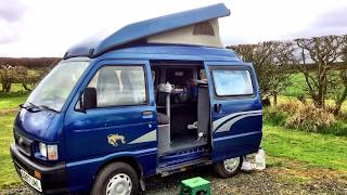 Download Daihatsu HiJeT Campervan Video