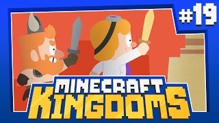 Download ATTACK THE BANDITS - Minecraft Kingdoms [#19] Video