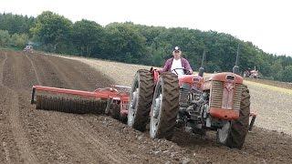 Download Massey Ferguson 65 Tandem Tractor | American Ferguson Days - Tjele Gods Video