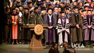 Download UCLA Doctoral Hooding Ceremony 2017 Video