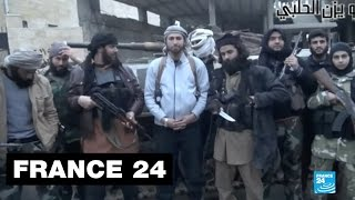 Download Caught on camera: Life under IS rule in Raqqa - Syria Video