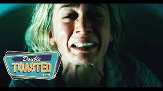 Download A QUIET PLACE MOVIE REVIEW (Starring John Krasinski) Video