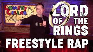 Download White Boy freestyle raps about Lord of the Rings!!! Video