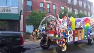 Download Battle Creek Michigan Pride Parade 7/13/2018 Video