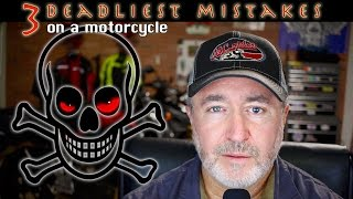 Download The 3 Deadliest Mistakes you can make on a Motorcycle - MCrider Video