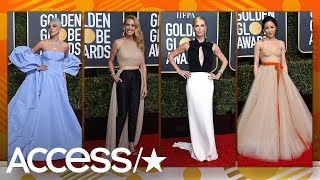 Download Golden Globe Fashion Wins & Fails: Why Heidi Klum Landed On The Worst List! | Access Video