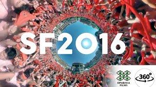 Download FIESTA 360. The Running of the Bulls. Sanfermin 2016 Video