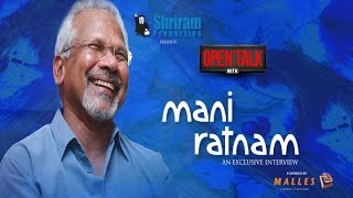 Download ″Who said Thalapathy had two climaxes?″ - Open talk with Mani Ratnam Video