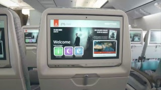 Download Cabin Tour | New Emirates Boeing 777-300ER Video