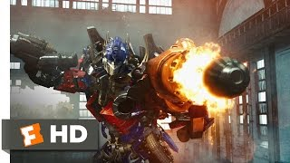 Download Transformers: Revenge of the Fallen (5/10) Movie CLIP - The Mad Doctor (2009) HD Video