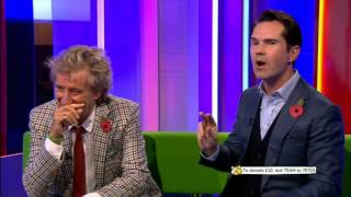 Download Rod Stewart & Jimmy Carr Dwarf joke Interview Video