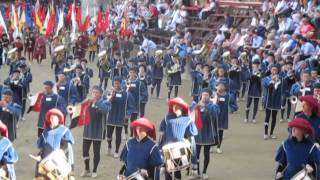 Download Palio Historical Parade Video