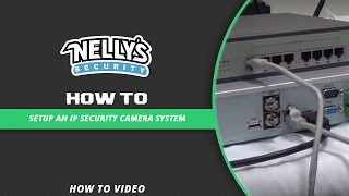 Download How to setup an IP Security Camera System Video