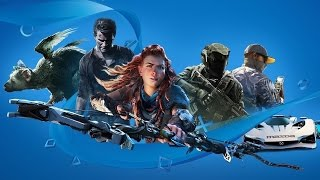 Download PlayStation Experience 2016 - IGN Live Video