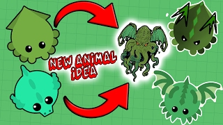 Download MOPE.IO NEW AFTER DRAGON/KRAKEN ANIMAL CTHULHU + HOW TO GET CTHULHU! [Animal Idea] (Mope.io) Video