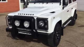 Download 2012 (12) Land Rover Defender 110 2.2 TDCi 7 Seater XS (For Sale) Video