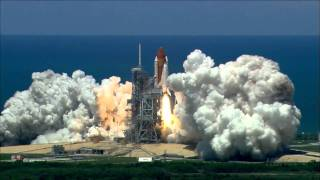 Download Space Shuttle Launch Audio - play LOUD (no music) HD 1080p Video