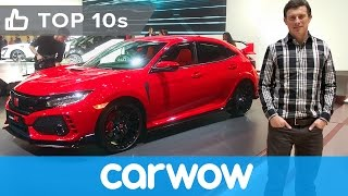 Download Honda Civic Type R 2017 - in-depth walk round of the actual production car | Top 10s Video