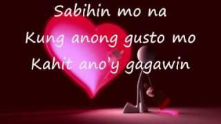 Download Sabihin mo na - Yeng Constantino Video