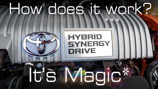 Download Here's How Toyota's Self Charging Hybrid works!!! Video