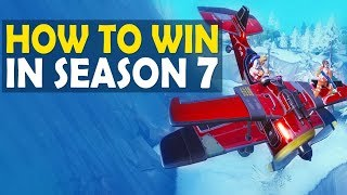 Download HOW TO WIN IN SEASON 7 | COMPETITIVE RANKED MODE | HIGH KILL FUNNY GAME- (Fortnite Battle Royale) Video