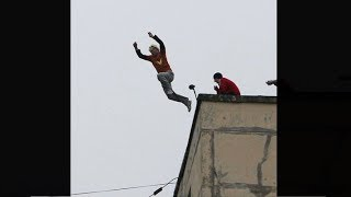 Download famous youtuber does crazy stunt (Logan Paul) Video