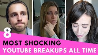 Download 8 Most SHOCKING YouTube Breakups Video