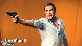 Download Jean Dujardin's Villain Auditions Video