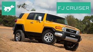 Download 2016 Toyota FJ Cruiser Review Video