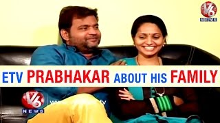 Download ETV Prabhakar And His Wife Malaija Reveals About Their Life || Life Mates || V6 News Video