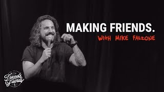 Download Mike Falzone | Making Friends | Crowdwork Special Video