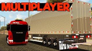 Download Grand Truck Simulator Multiplayer - Carga Baú + Caminhão com Problemas Video