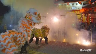 Download [HD] Thousands of Firecrackers with Lions - Chinese New Year 2017 - ChinaTown, Los Angeles Video
