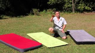 Download What Makes a Good Camping Mattress great! Video
