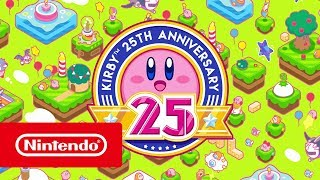 Download Kirby 25th Anniversary - Trailer Video