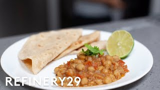 Download Our Family's Homemade Chickpea Curry   My Kitchen Sink   Refinery29 Video