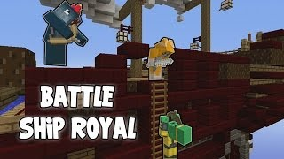 Download Minecraft Xbox - Battle Ship Royal Vs Choo Choo/Superchache Video